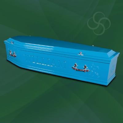 Artiste Coffin Mid Blue
