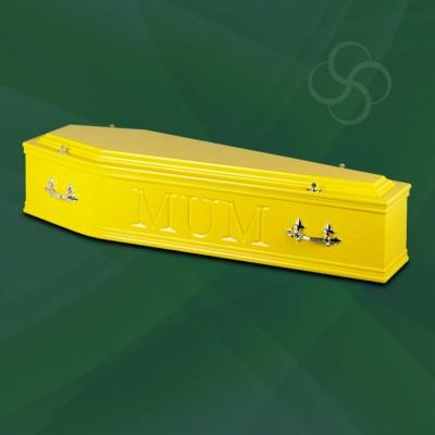 Artiste Coffin Yellow