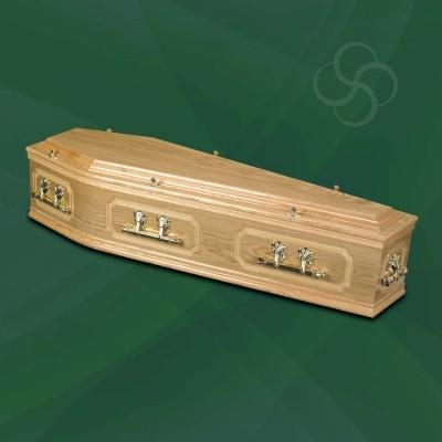 Chatsworth Coffin Light Oak