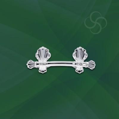 Mini Yorkrem Handles Silver