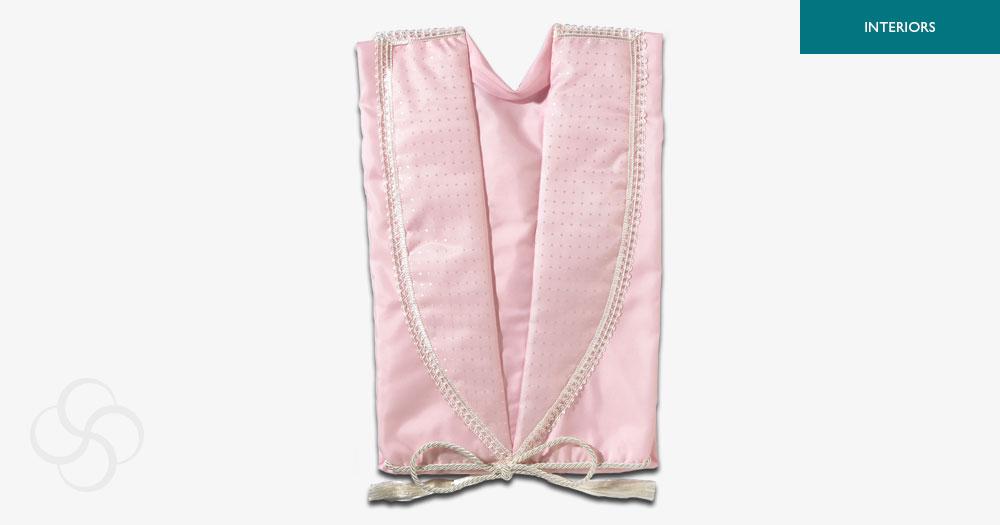 Pink Taffeta Gown
