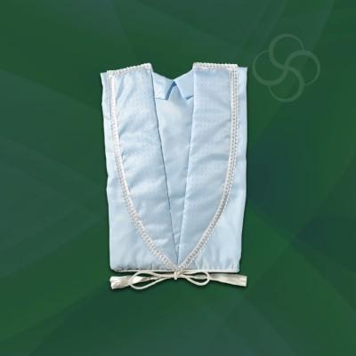 Taffeta Gown Blue