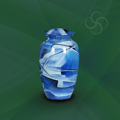 Aluminium Ornamental Urn AU 002