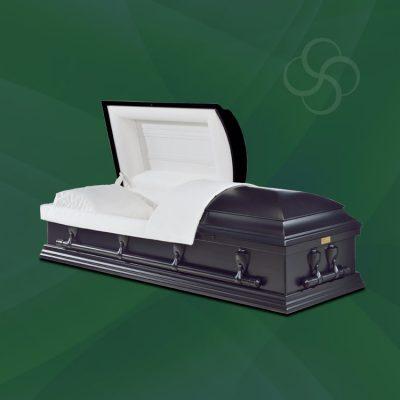 Cleveland Stateside wooden American casket