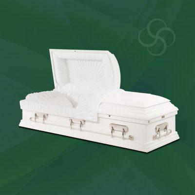 Presley Stateside wooden American casket